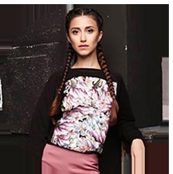 Тина Сизонова, стилист